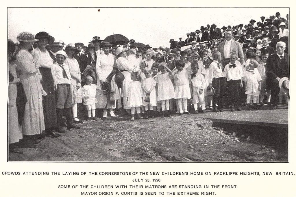 Cornerstone Laying